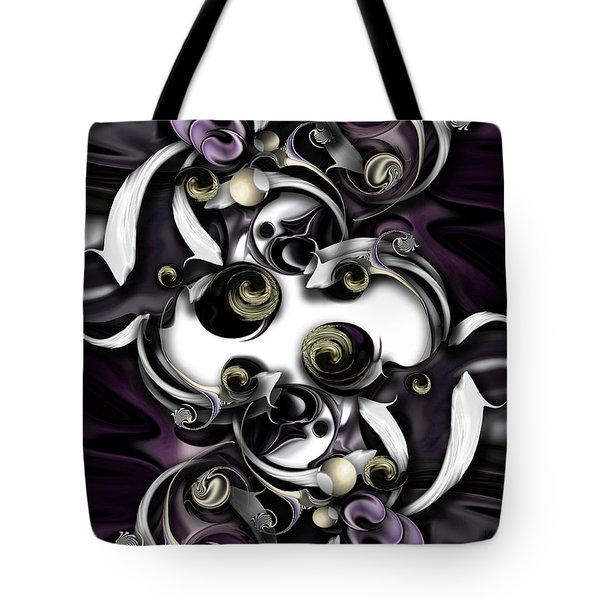 Space Or Expression Tote Bag