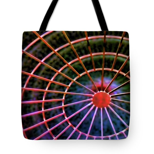 Space View Tote Bag
