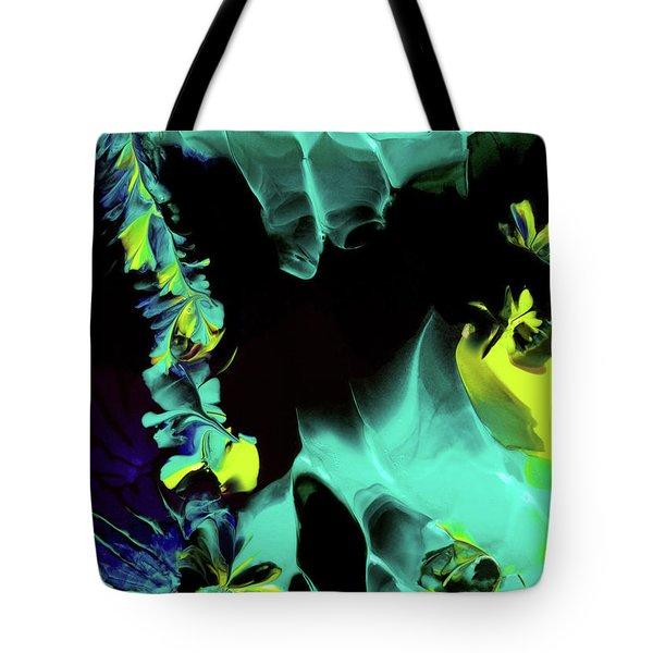 Space Vines Tote Bag