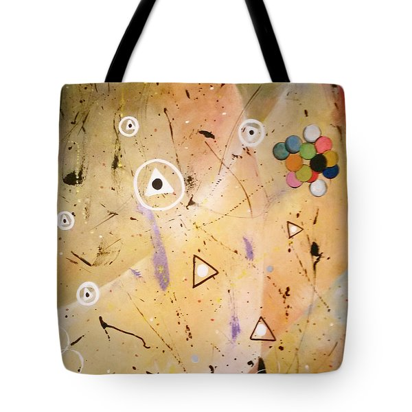 Spacebubbles Tote Bag