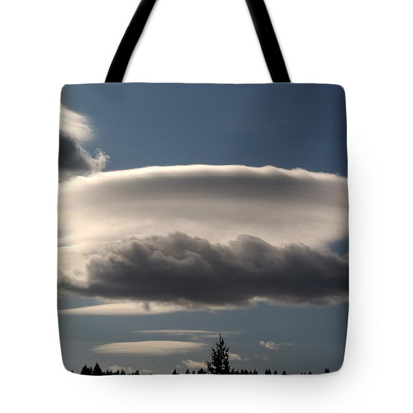 Spacecloud Tote Bag