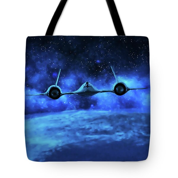 Spaceward Tote Bag
