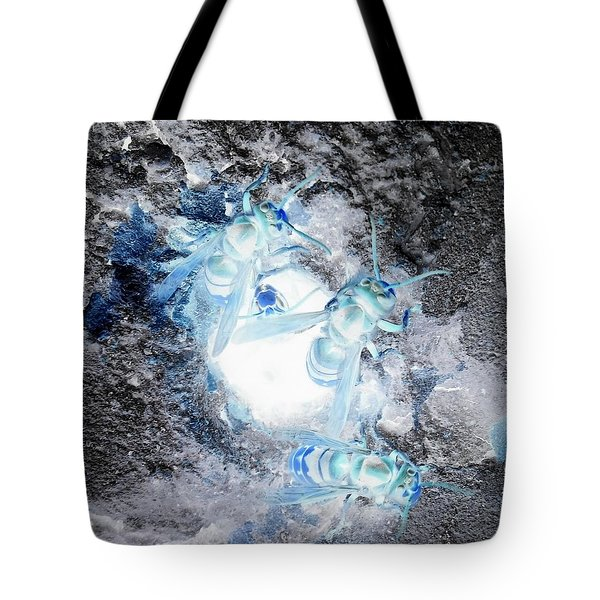 Spacious Hornets Tote Bag