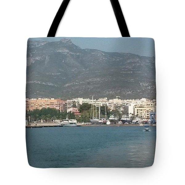 Spain Tote Bag by Staceytj Steylaerts