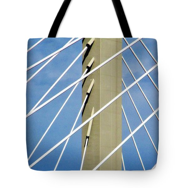 Span Tote Bag by Martin Cline