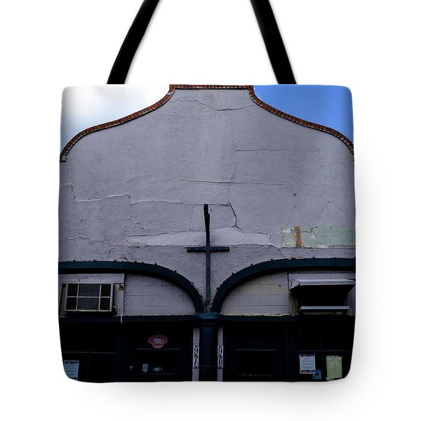Spanish Architecture Photo In Saint Augustine Florida Tote Bag