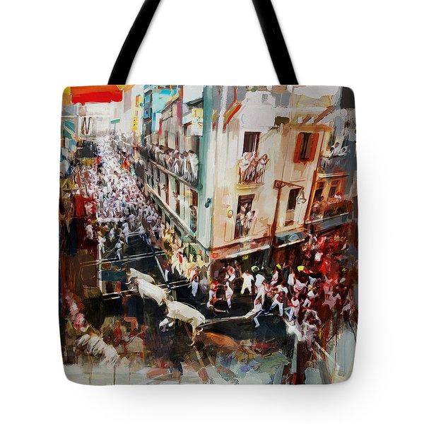 Spanish Culture 11 Tote Bag