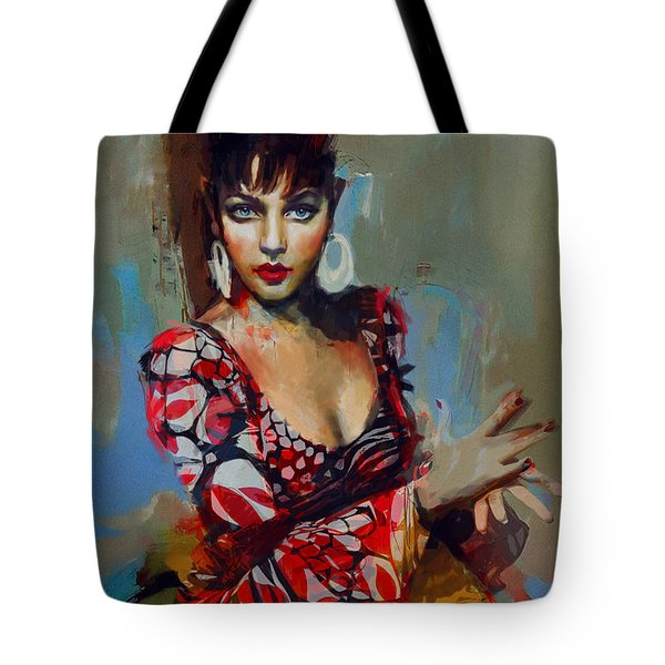 Spanish Culture 15 Tote Bag