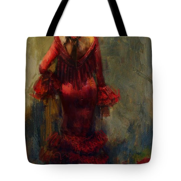 Spanish Culture 22 Tote Bag