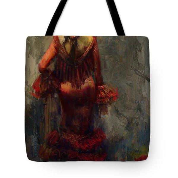 Spanish Culture 22b  Tote Bag
