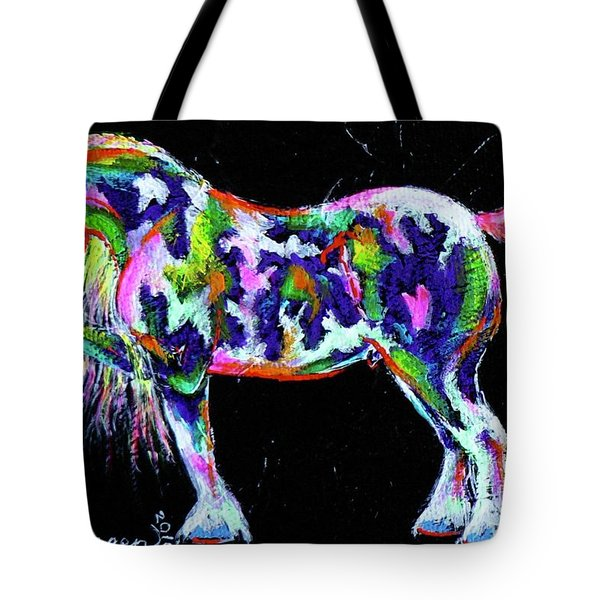 Spanish Magic Cob Tote Bag by Louise Green