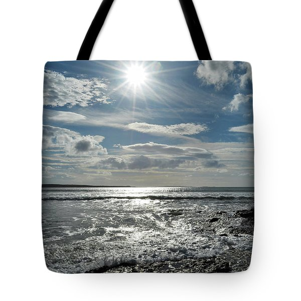 Spanish Point  Tote Bag