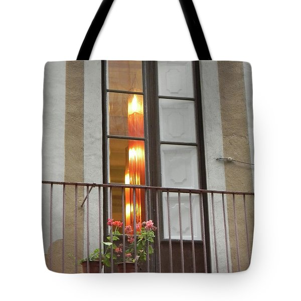 Spanish Siesta Tote Bag