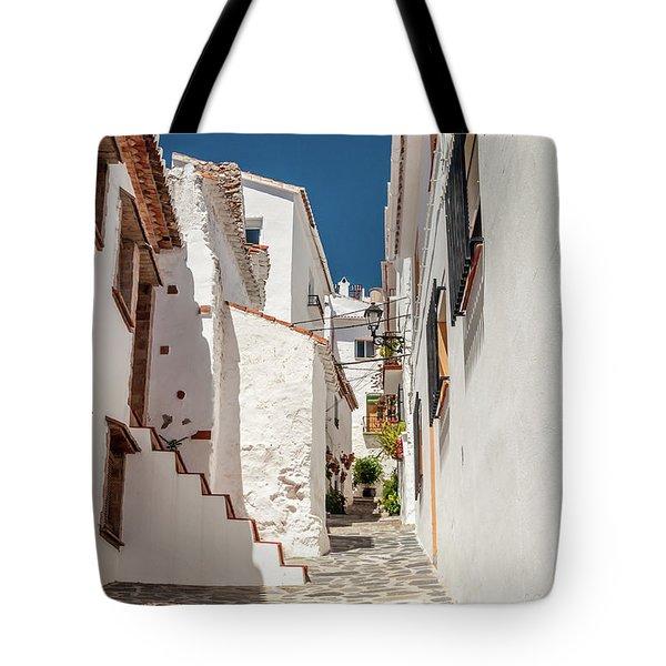 Spanish Street 1 Tote Bag