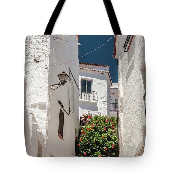 Spanish Street 2 Tote Bag