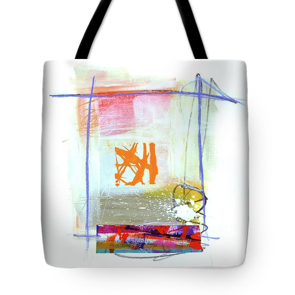 Spare Parts#1 Tote Bag by Jane Davies