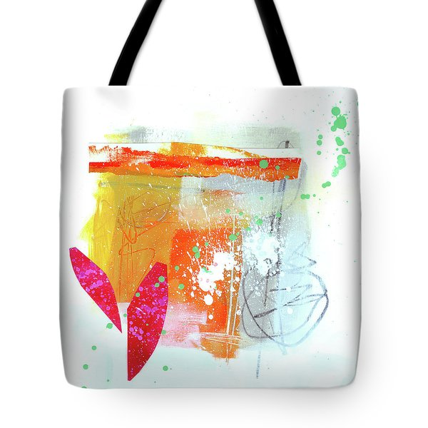 Spare Parts#2 Tote Bag by Jane Davies