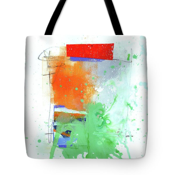 Spare Parts#3 Tote Bag by Jane Davies