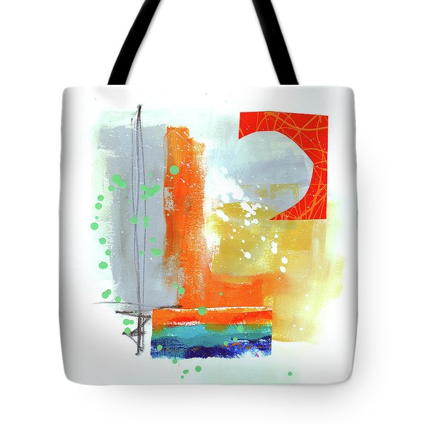 Spare Parts#4 Tote Bag by Jane Davies