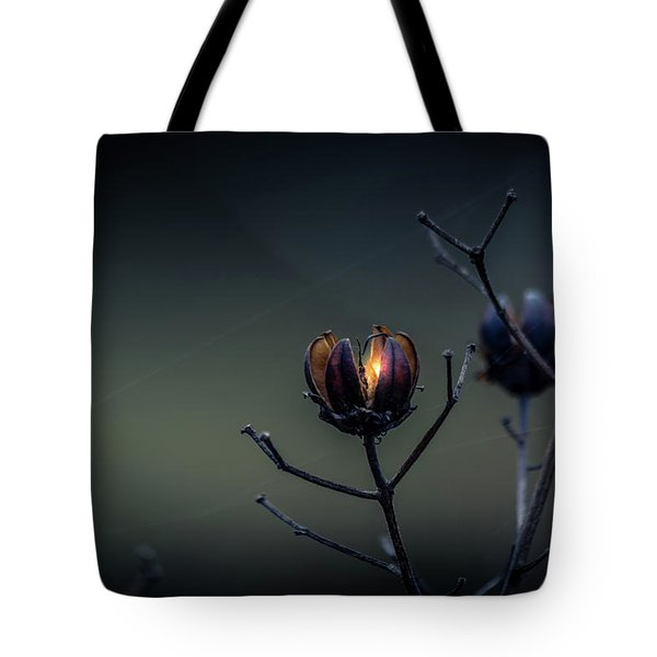 Spark Of Hope Tote Bag