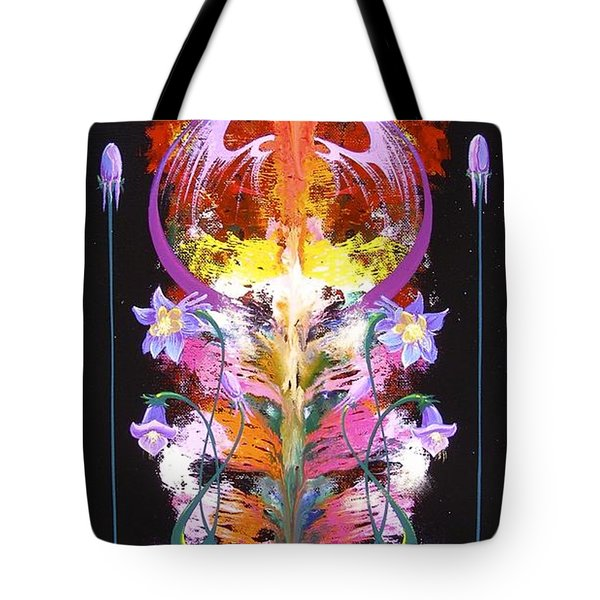 Spark Of Nature Tote Bag
