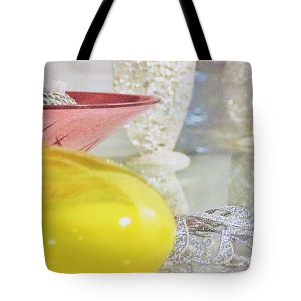Sparkle And Shine Tote Bag by John Glass