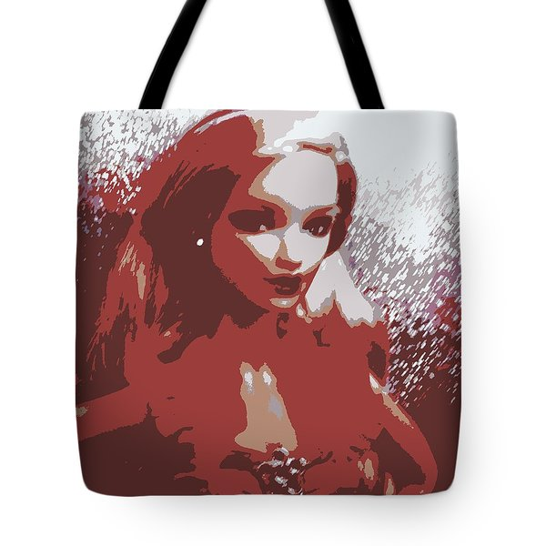 Sparkle Barbie Tote Bag
