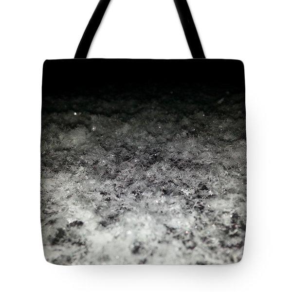 Sparkling Darkness Tote Bag