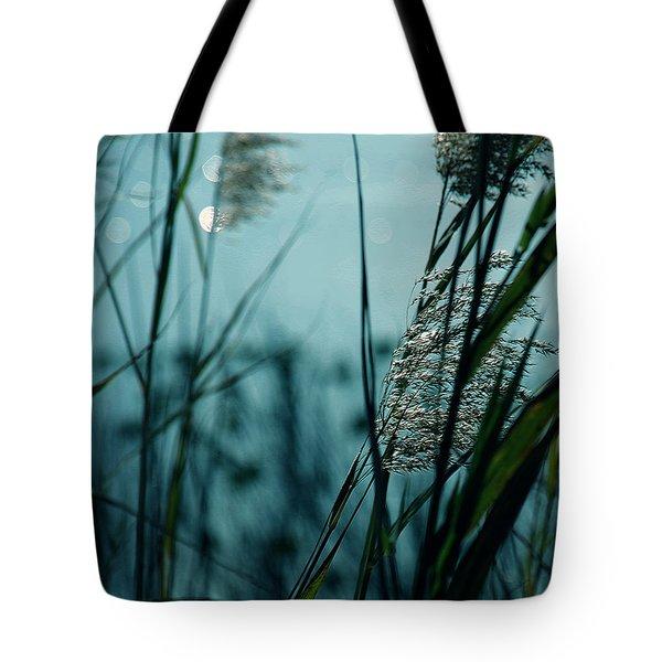 Sparkling Lights Tote Bag by Susanne Van Hulst