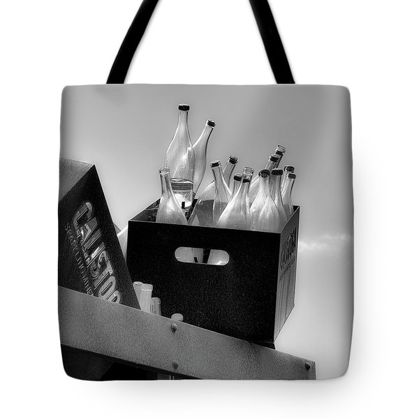 Sparkling Water Tote Bag