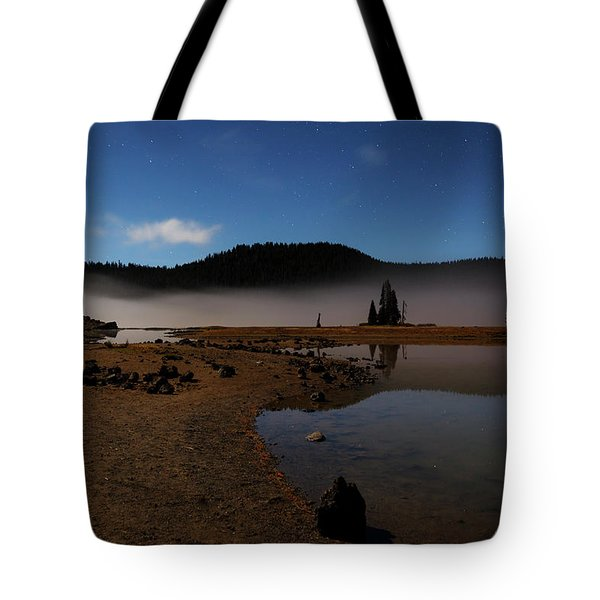 Tote Bag featuring the photograph Sparks Lake At Dawn by Cat Connor