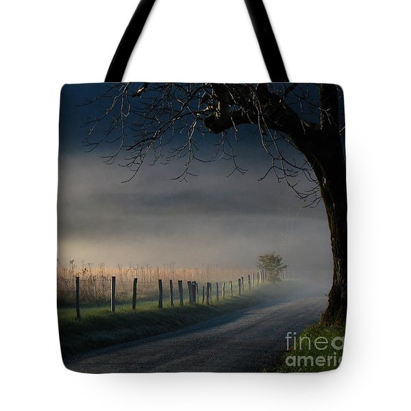 Sparks Lane Sunrise Lr3 Edition Tote Bag