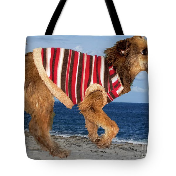 Sparky Tote Bag by Al Bourassa