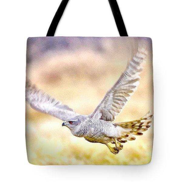 Sparrowhawk Tote Bag by Maciek Froncisz