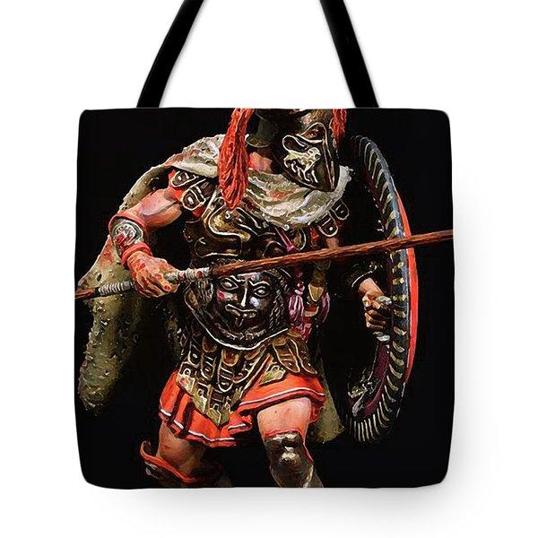 Spartan Hoplite - 05 Tote Bag