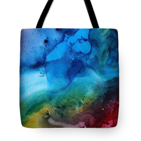 Speak To Me 3 Tote Bag by Megan Duncanson