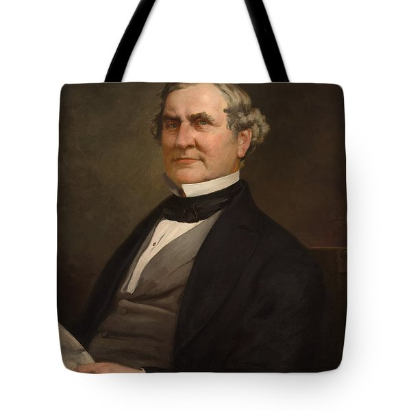 Speakers Of The United States House Of Representatives, William Pennington, New Jersey  Tote Bag