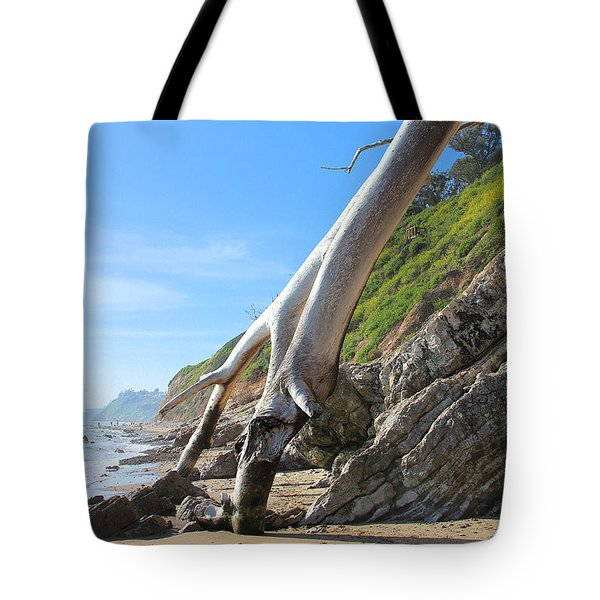 Spears On The Coast Tote Bag