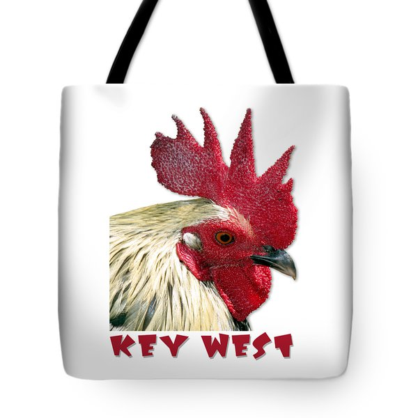 Special Edition Key West Rooster Tote Bag