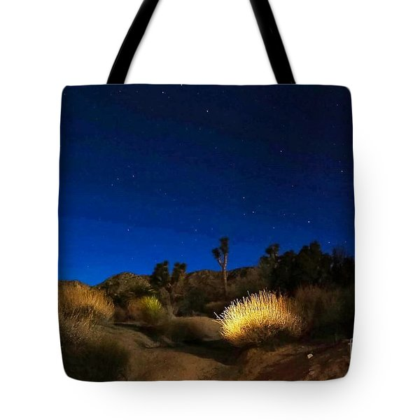 Special Glow Tote Bag