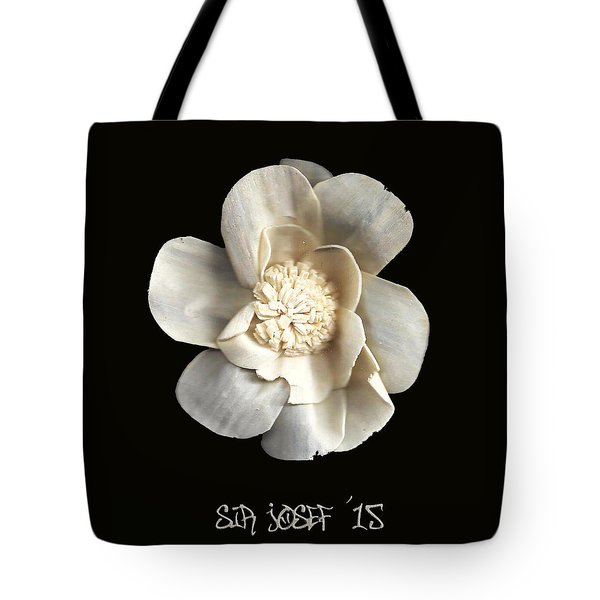 Special Magic Flower - For A Special Lady Tote Bag
