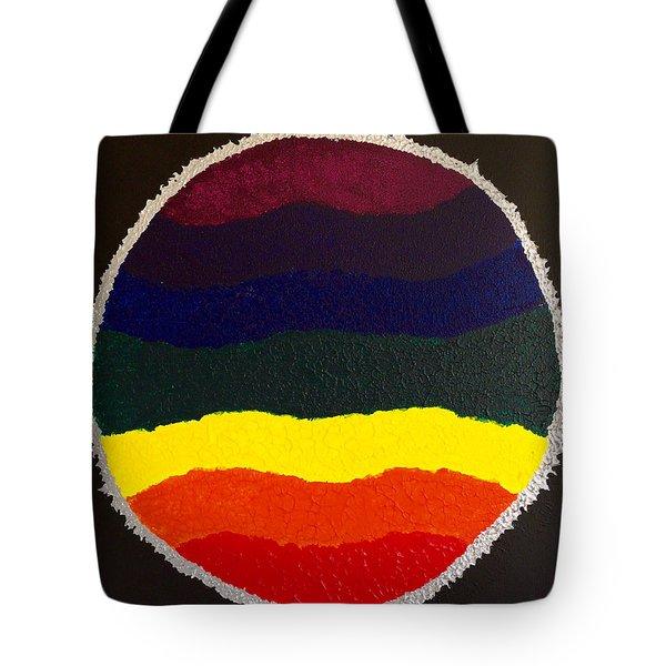 Spect-ra-l Tote Bag