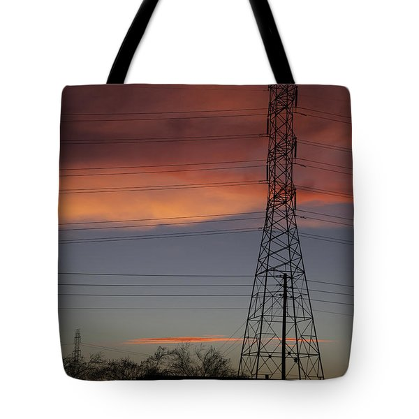 Tote Bag featuring the photograph Spectacular by Anne Rodkin