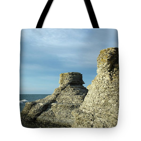 Spectacular Eroded Cliffs  Tote Bag