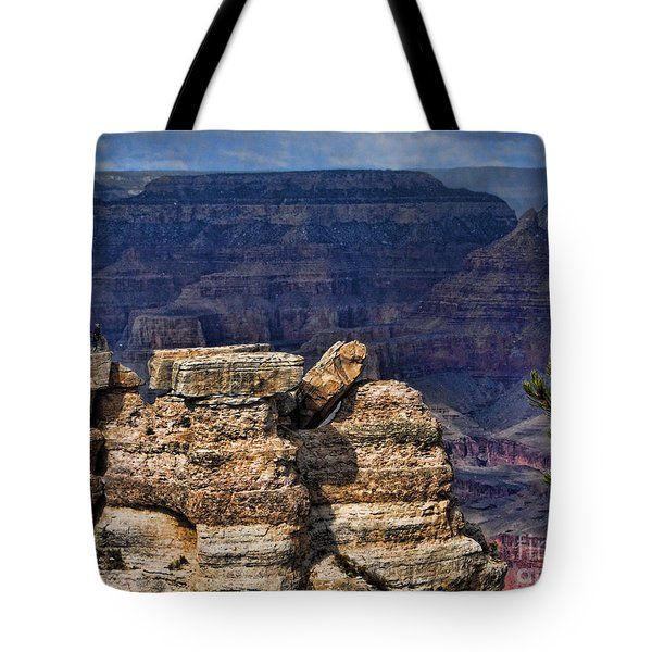Tote Bag featuring the photograph Spectacular Grand Canyon by Roberta Byram