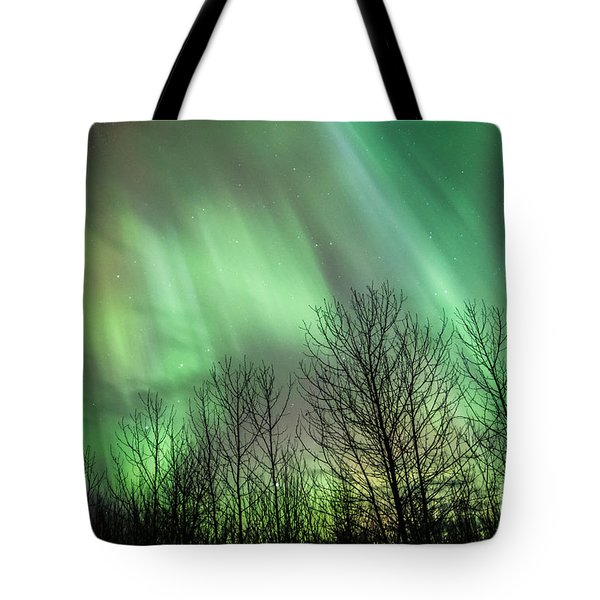 Spectacular Lights Tote Bag