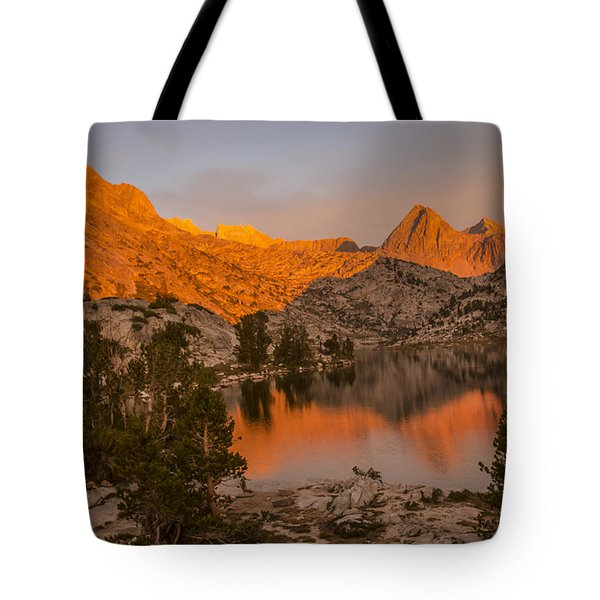 Spectacular Sunset Tote Bag