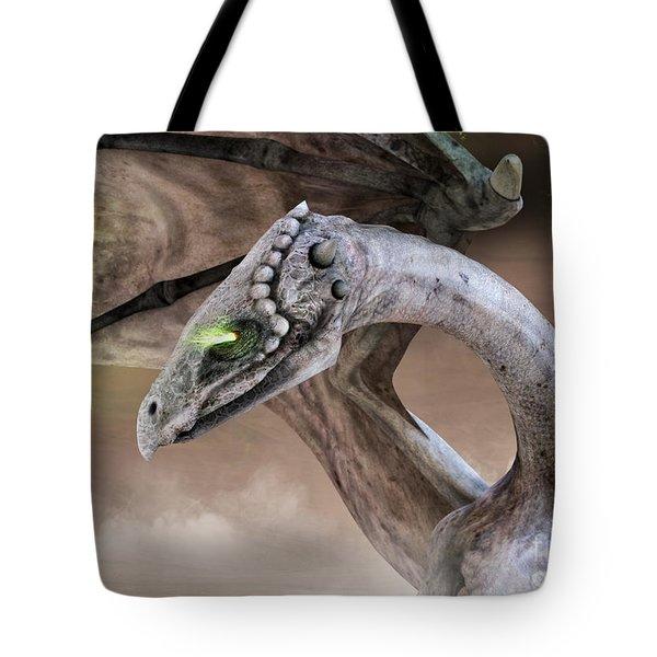 Spectral Dragon Tote Bag