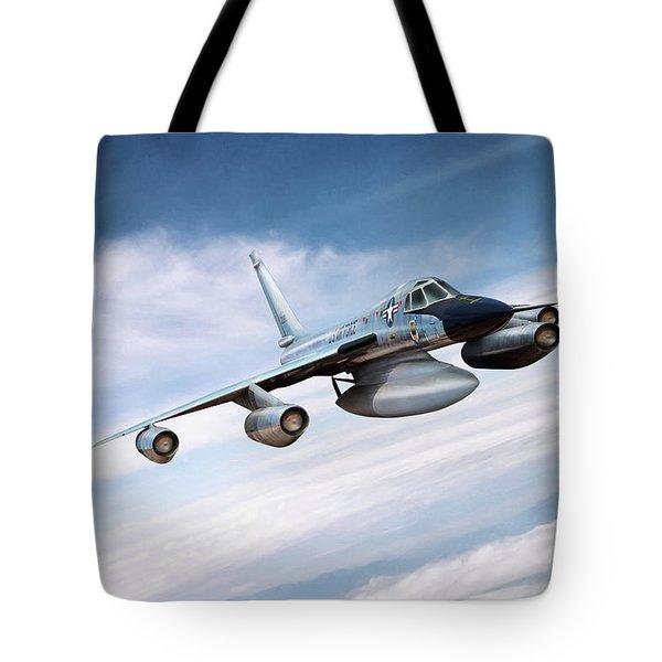 Speed King Tote Bag
