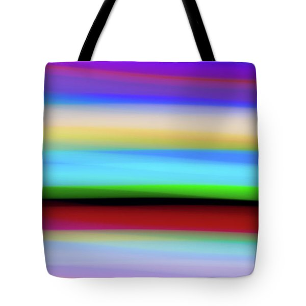 Speed Of Lights Tote Bag